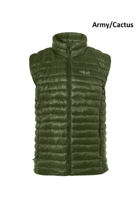 Rab Mens Altus  Synthetic Vest - Warm - Lightweight